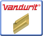 Carbide Inserts for Turning Vandurit