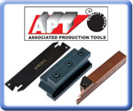 Part-Off Tools Blades & Blocks AP, SGIH & SGTBN (GTN) style