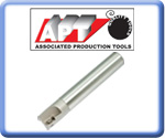 End Mills for APKT Inserts 90° APT