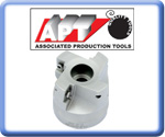 APT 90° Face Mills for APKT Inserts