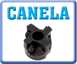 Canela 90° Milling Tools for TPKN Inserts