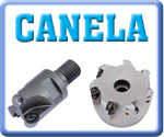 Canela Profile Cutters for RDMT - RDHX Inserts