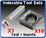 Indexable Tooling Sets