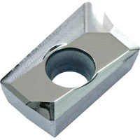APHT 1604PDFRAL AK15 Carbide Inserts for Milling Ground and Polished for Aluminium APT