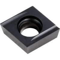 CCET 060201L-E UM25 Carbide Inserts for Precision Turning and Small Parts Machining
