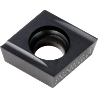 CCET 060202R-E UM25 Carbide Inserts for Precision Turning and Small Parts Machining