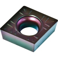 CCMT 060204 MPN PC35 Carbide Inserts for Turning CVD Coated for Difficult Steel Turning