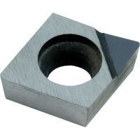 CCMT 09T304 PCD 1500 Diamond Turning Insert for Aluminium Alloys with >12% Si content