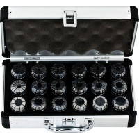 ER32 18 Piece Collet Set 3-20mm 0.010mm Runout