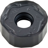 HNKU 0806AZR-H NK315 Carbide Inserts for Milling CVD Coated for Cast Iron