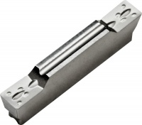 MGGN 300-M AK10 Grooving Insert 3mm wide for Aluminium and Non-ferrous Metals