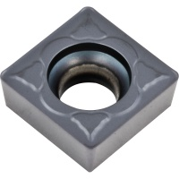 SCMT120408 MX UM25 Carbide Inserts for Turning PVD Coated for Stainless & General Use