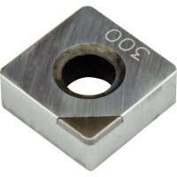 SNMA 120408 CBN2100 CBN Turning Insert for Hardened Steel 45-65 HRC Continuous Cutting