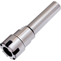 Straight Shank Collet Chuck Mini Type for ER20 Collets 16mm Dia Shank 60mm Shank Length