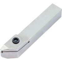 TGFL-25-30-WD25-4 Shallow Face Grooving Tool Left Hand 25x25mm Shank 4mm Wide 4.5mm Max Depth 30mm Min Dia