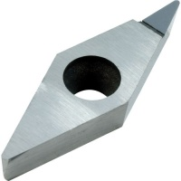 VCMT 160412 PCD 1300 Diamond Turning Insert for Aluminium Alloys with less than 12% Si content