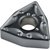 WNMG 080408 GM UM25 Carbide Inserts for Turning PVD Coated for Steel, Stainless & General Use
